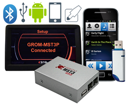 GROM Launches GROM-MST3P Adapter Kit, Developed for AUDI with MMI 2G Systems